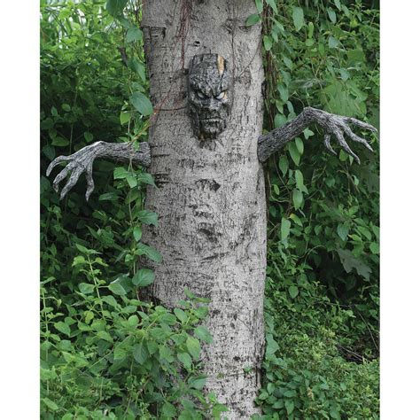 spooky living tree halloween decoration walmartcom