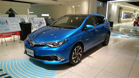 Toyota Vehicles 2016 Cars Toyota Auris 2016 Auto Database