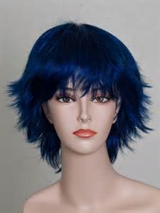 midnight blue hair color cosworx wig color photos scruffy