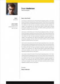 Email Cover Letter For Web Developer 21 Cover Letter Free Sle Exle Format Free Premium Templates