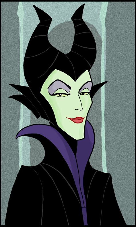 Disney Maleficent george o connor s sketchbook warm up maleficent
