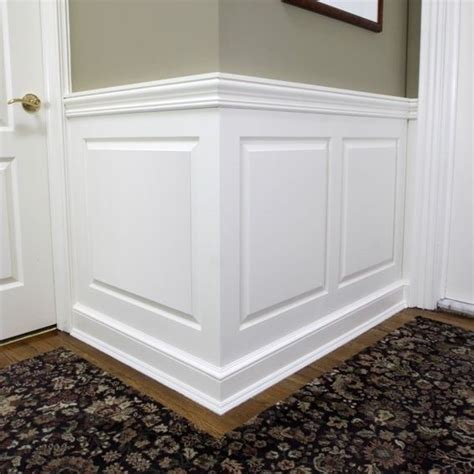 Custom Wainscoting Panels Crafted Custom Curved Raised Panel Wainscoting By