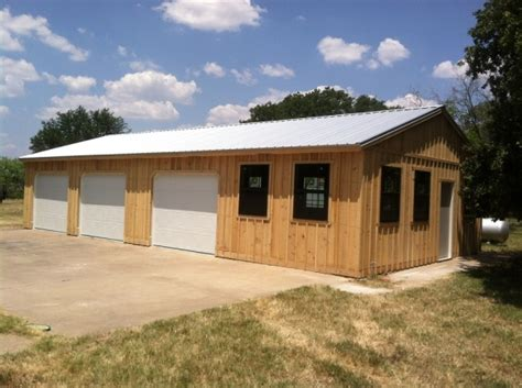 A Shed Garage by Add Value To Your Property With A New Shed Garage Or Barn
