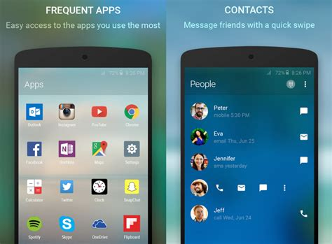 microsoft s new launcher is its boldest move to take