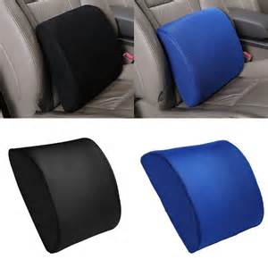 Office Chair Back Support Pillow Back Support Cushion Waist Pillow Memory Foam Lumbar