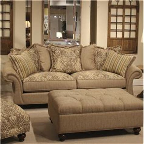 Hm Richards by Hm Richards Allouetta Praire Traditional Roll Arm Sofa