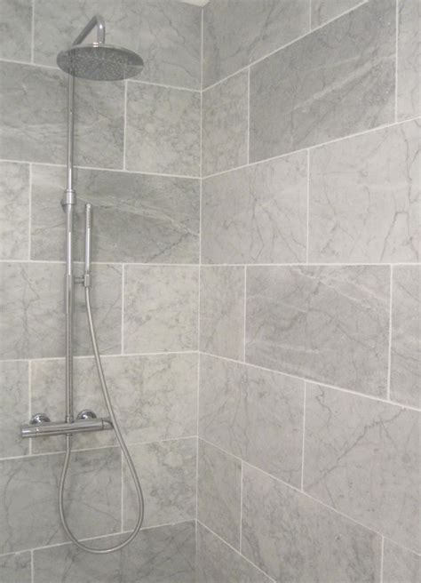 ideas  large tile shower  pinterest
