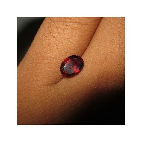 Hesonite Garnet Ls129 Memo Igl 1 batu permata pyrope almandite garnet 1 40 carat oval harga promo