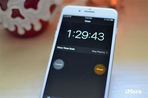 timer for iphone how to set a timer to stop and on