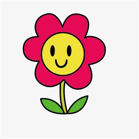 desenho flores o sorriso dos desenhos animados de flores desenhos de