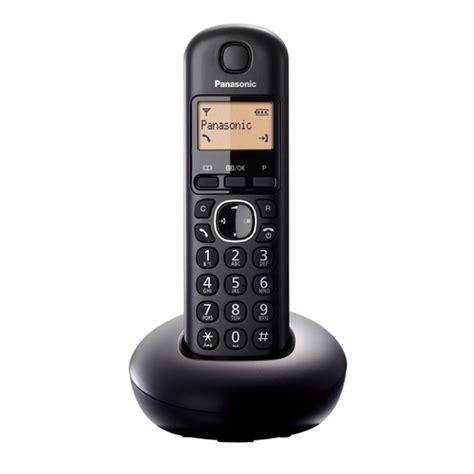 panasonic kxtgb210 black single dect digital cordless telephone kx tgb210 new ebay