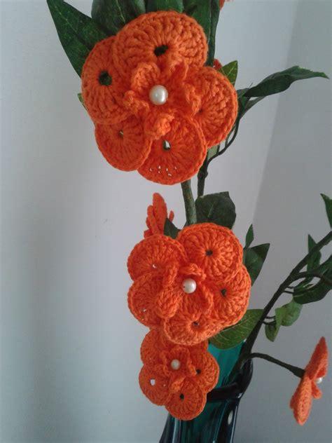 fiori fatti con l uncinetto uncinetto e cucina fiori all uncinetto