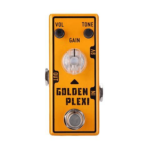 tone on tone tone city golden plexi distortion pedal riff city guitar