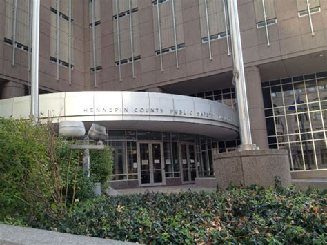 Minneapolis Court Records Hennepin County Detention Center