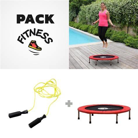 tappeti elastici fitness mini trolino elastico fitness con corda per saltare