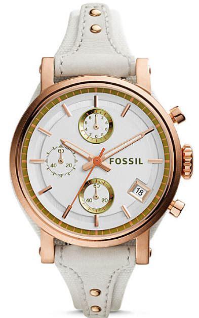 Fossil Gold On Sale Original s fossil original boyfriend chronograph es3947