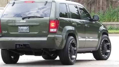 2011 jeep grand cherokee tires hillyard custom rim tire 2007 jeep grand cherokee 20 inch