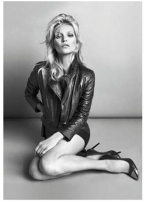 Kate Moss Weathered For Fhm by Vogue September Issue Top Fall 2012 Fashion Caigns