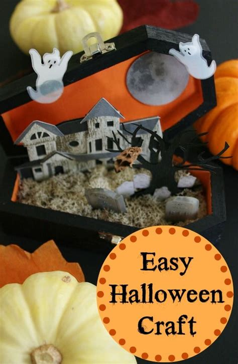 scary crafts for adults easy craft 11 1