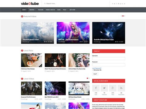 wordpress layout video round ups archives page 5 of 8 siteturner com