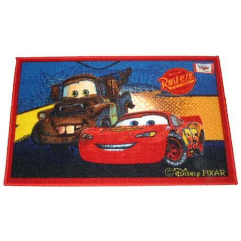 Great Bedding Disney Cars Lightening Mcqueen Rug Toddler Car Rug For