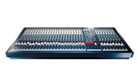 Mixer Lx7 lx7ii soundcraft professional audio mixers