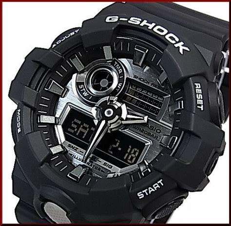 Gshock Ga 700eh 1adr reloj casio g shock ga 700 1adr negro original para