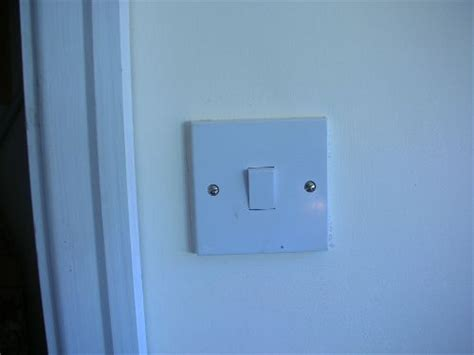 A Light Switch by Replacing A Light Switch Light Fitting