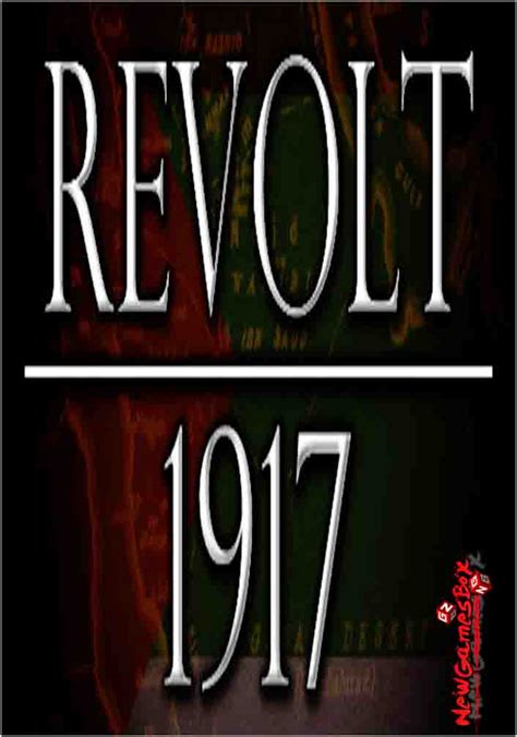 Revolt Full Version Game Free Download | revolt 1917 free download full version pc game setup