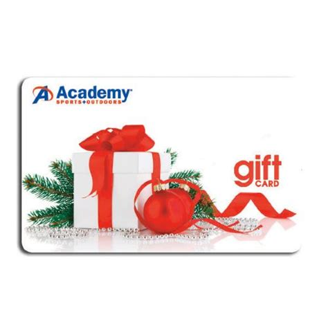 academy holiday gift card christmas present design academy