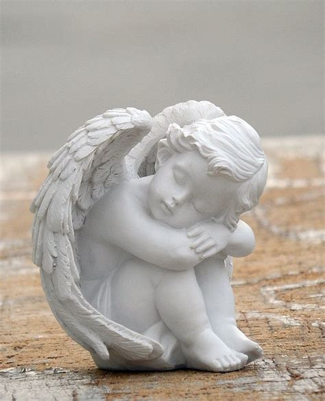 loves child angel cupid home decor statue figurine cherub