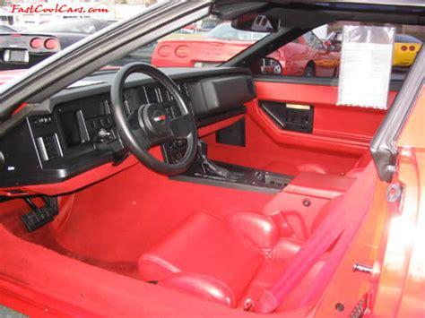 89 Corvette Interior by Pin C4 Corvette Interior Upgrade Kit Fiberglass 1984 1996