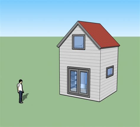 house simple tiny simple house is off the back burner tiny house design