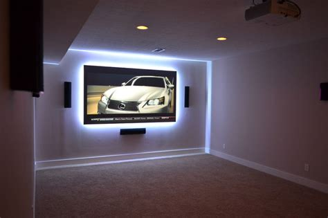 edge led lighting indianapolis 110 quot theater w led ambiance 7 1 surround sound