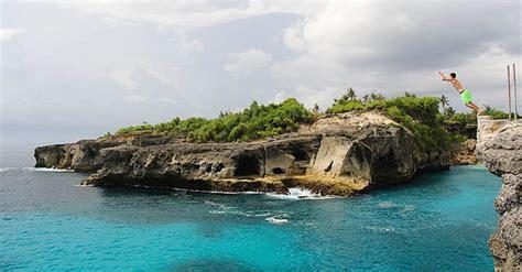 cliff bali 6 islands around bali that will take your breath