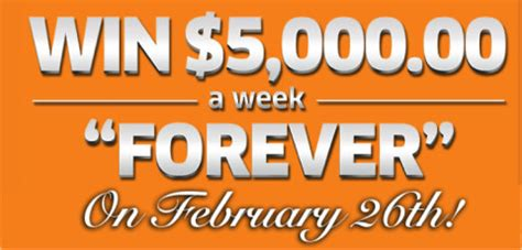 Pch Win Forever - do you need money enter to win quot forever quot pch blog