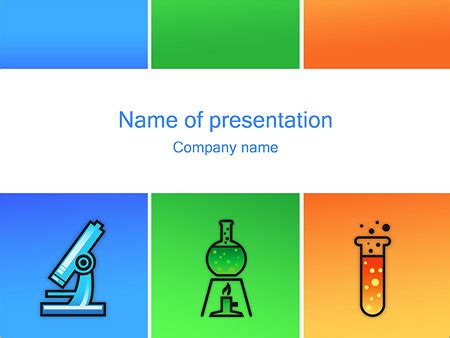 template ppt laboratory free chemistry powerpoint template backgrounds id 0000000430