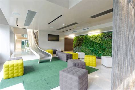 20 Coolest, Most Awesome and Inspiring Offices To Work In