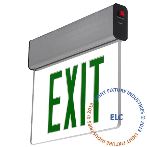 Hanelle Exit exit signs led exit signs battery backup exit signs