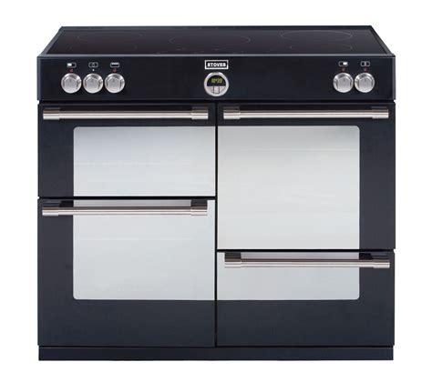 induction stoves buy stoves sterling 1000ei electric induction range cooker