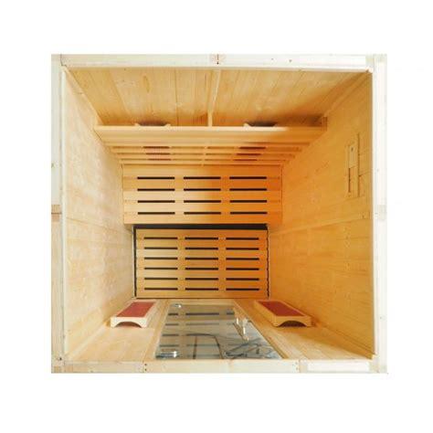 cabine infrarossi ir2020 cabine ad infrarossi sauna