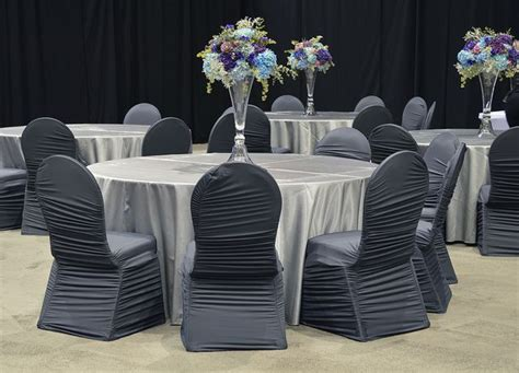 grey spandex chair covers grey spandex chair covers and matte satin silver