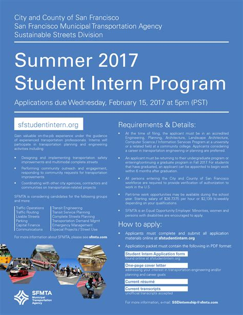 International Internship Programs For Mba Students by Pactrans Student Summer Internship Opportunity