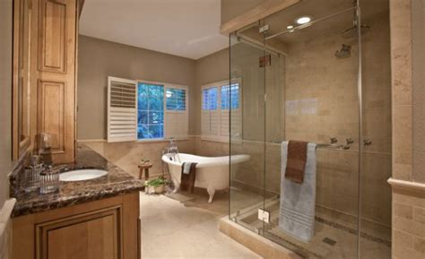 Bathroom Designs With Clawfoot Tubs steam showers for some home spa like luxury