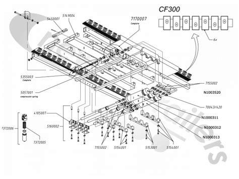 floor l parts diagram cargo floor cf300 cargo floor spare parts