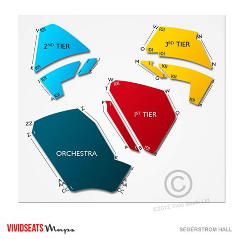 segerstrom seating chart segerstrom seating chart the color purple at