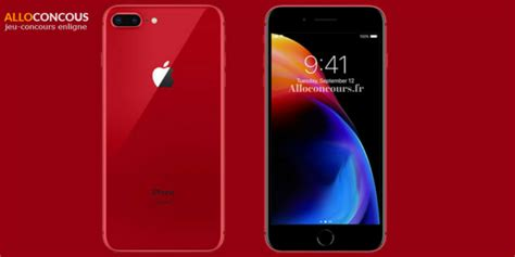 iphone  product red gratuit gagner  iphone  product red gratuit