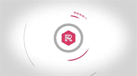 Tau Minimal Logo Reveal After Effects Template Free After Effects Templates Logo Reveal