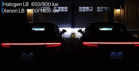 xenon lights vs led porsche 911 led vs xenon comparison comes from youtuber