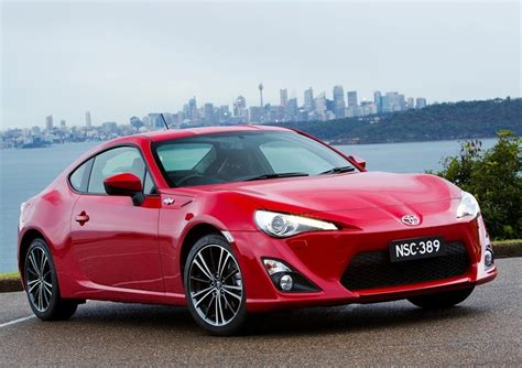 Sport Car Garage Toyota 86 Gts 2012